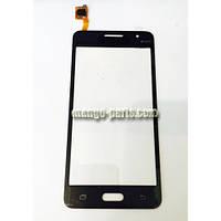 Тачскрин/Сенсор Samsung G531H/DS Galaxy Grand Prime VE серый high copy