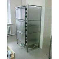 Шкаф жарочный  трёхсекционный АРТЕ-Н ШЖ-3 Профи