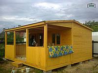 Энергоэффективный модульный / каркасный дом