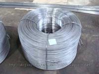 Проволока пружинная 8,00 мм сталь 70