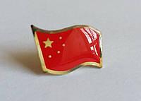 Значок флаг Китая