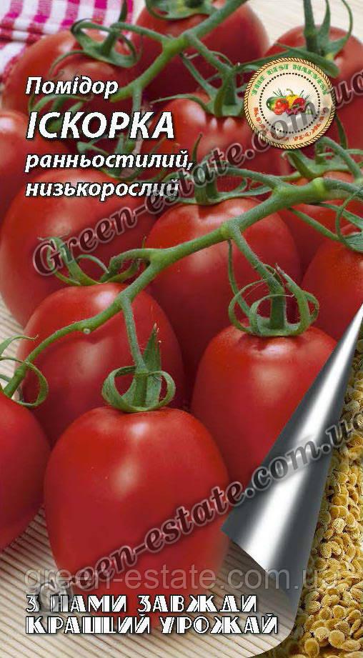 """Помідор Іскорка 0,5 г ТМ """"Кращий урожай"""""""