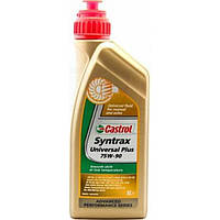 Трансмиссионное масло Castrol Syntrax Universal Plus 75w90 1л.
