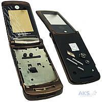 Корпус Motorola V9 Brown