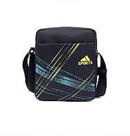 Мужская спортивная сумка через плечо Adidas