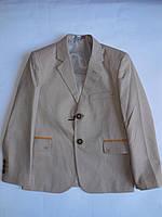 Детский нарядный пиджак для мальчика ALTUN от 6 до 10 лет.