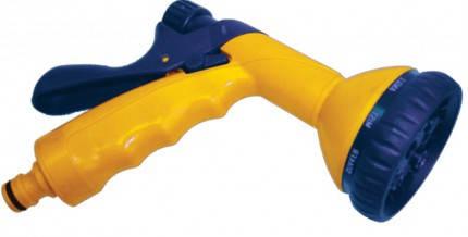 Пистолет для полива 10- позиционный, с фиксатором потока Verano, фото 2