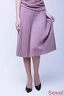 Вязаная юбка миди Sewel