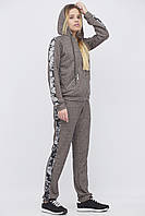 Женская удобная спортивная одежда из трикотажа