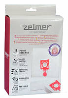 Набор мешков для пылесоса Zelmer 49.4200 12002901 (ZVCA300B)