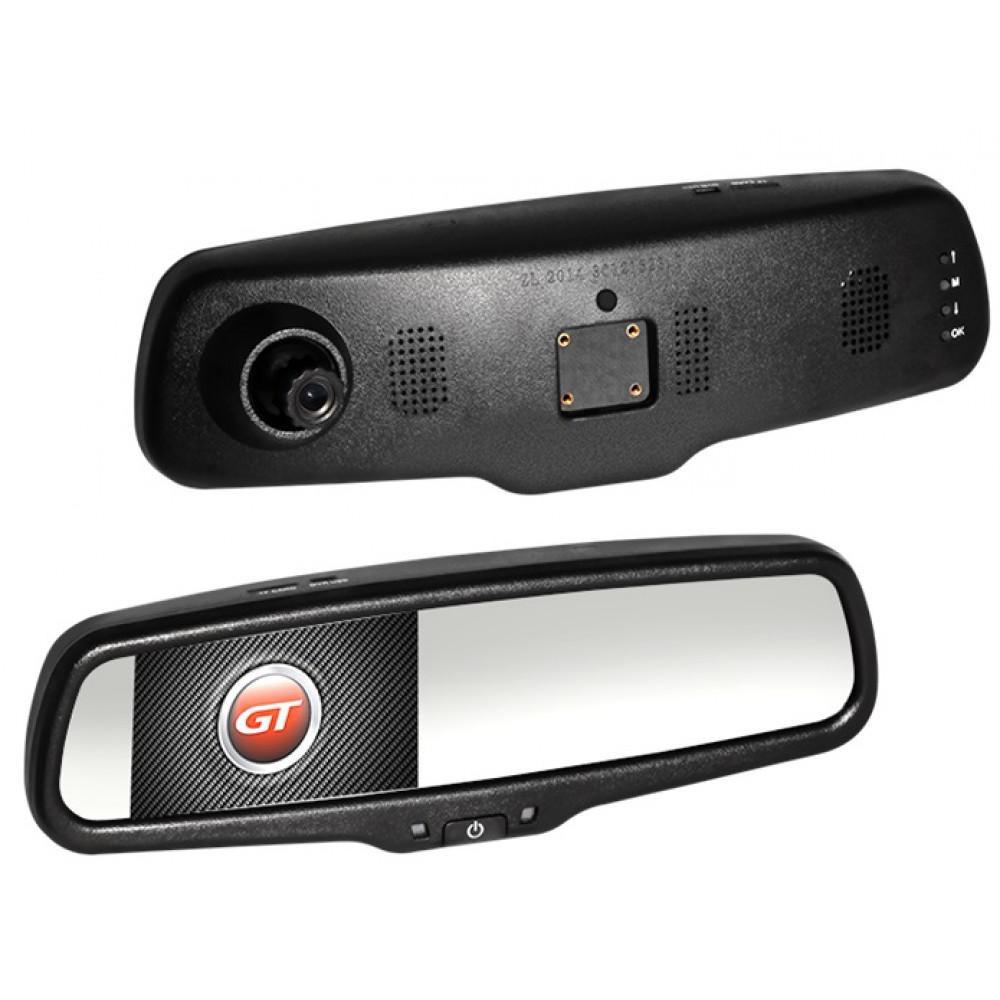 Зеркало заднего вида с монитором и видеорегистратором GT BR30
