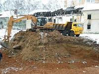 Выемка и отсыпка грунта Отсыпка территорий Насыпка участков