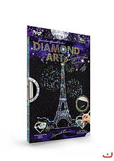Набір алмазної мозаїки Diamond Art DAR-01 Данко-тойс, фото 2