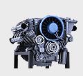 Двигатель Deutz FL 413 FW FL 413 FW для шахт, воздушное охлаждение, 102 - 204 кВт / 137 - 274 л.с.
