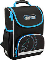 Рюкзак школьный каркасный Disсovery DC16-701M