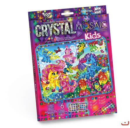 Набор Crystal mosaic CRM (CMRk)-01 Данко-тойс, фото 2