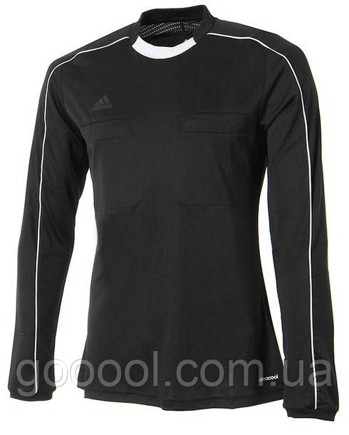 Судейская футболка Adidas Referee 16 Jersey Long Sleeve AJ5920