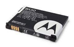 Аккумулятор Motorola BX50