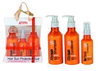 Набор защита от солнцаAngel Professional Hair Sun Protection Suit