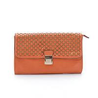 Женская сумка-клатч Little Pigeon HB-70451 orange оранжевый