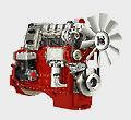 Двигатель Deutz TCD 2013 TCD 2013 водяное охлаждение, 75 - 243 кВт / 100 - 326 л.с.