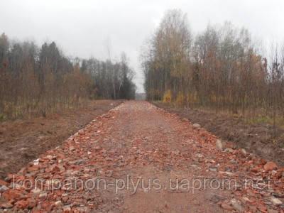 Подсыпка дороги. Подсыпка грунта. Подсыпка участка. Подсыпка территорий. Отсыпка строительного грунта и стройительного боя.