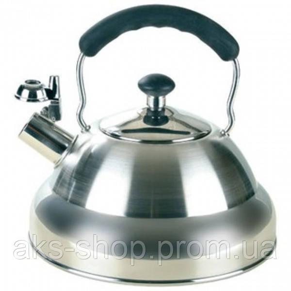 Чайник со свистком из нержавеющей стали Maestro MR-1335 (2,6 л) | свистящий чайник Маэстро, Маестро