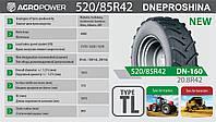 Шина 20.8R42 (520/85R42) DN-160 157D (160А8) TL DNEPROSHINA