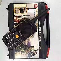 """Ударопрочный телефон Grsed E8800 black черный IP67 РАЦИЯ (2SIM) 2,4"""" 1,3 Мп оригинал Гарантия!"""
