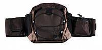 Сумка-пояс Trixie Multi Belt Hip Bag для прогулок с собакой, с поводком, 57-138 см
