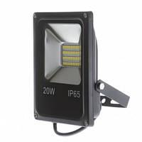 Светодиодный прожектор LED, 20W, IP65(для улицы), Econom