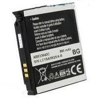 Аккумулятор для Samsung C3110, F330, G400, G600, J400, S3600, S5320 (AB533640C)