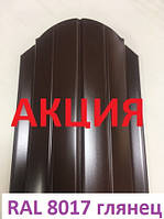 Металлический штакетник 108мм. АКЦИЯ-НИЗКАЯ ЦЕНА