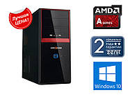 Системный блок ZEN003 (AMD A4-5300(2x3.6GHz/4GB DDR3/320GB HDD)