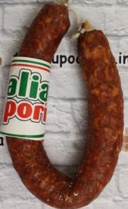 Салями  Italia Sapori PICCANTE пикантная