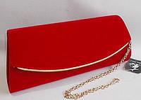 Женский лаковый клатч свадебный вечерний праздничный со стразами жемчужный  (28*13 см)