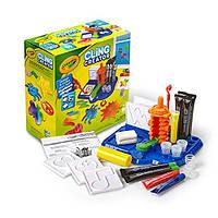 Игровой набор Крайола  для создания липучек Crayola Cling Creator Activity Kit