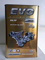 Масло моторное Evo 5W-30 E9 4L