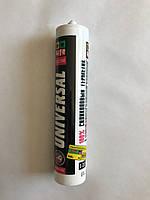 Герметик силиконовый универсальный черный Belife 310мл