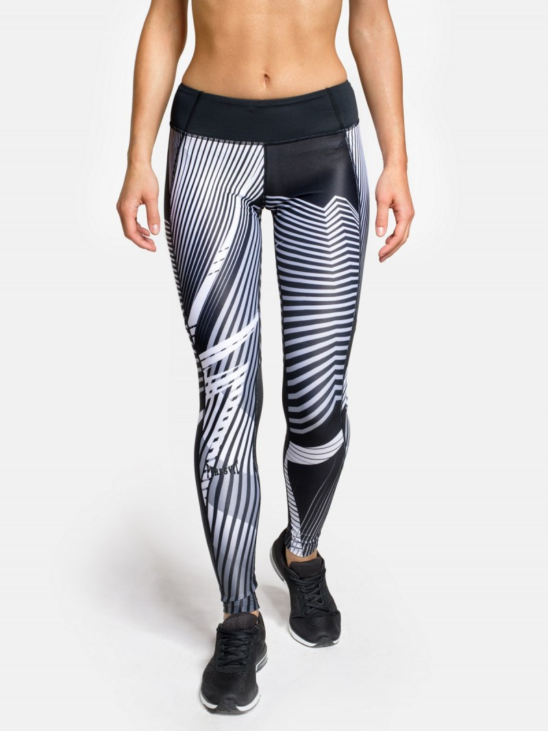 Жіночі компресійні лосини Peresvit Air Motion women's Printed Leggins Insight
