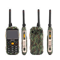 "Ударопрочный телефон Grsed E8800 green зеленый IP67 РАЦИЯ (2SIM) 2,4"" 1,3 Мп оригинал Гарантия!"