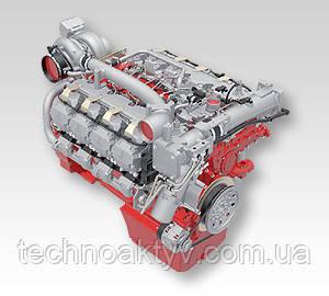 Мобильная техника TCD 12.0 V6 6 цилиндров  240 - 390 kW  322 - 523 hp