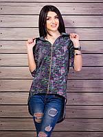 Рубашка женская в  модные принты