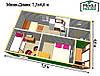 Модульное строительство домов, Модульные всесезонные дома от производителя, фото 7