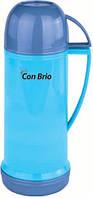 Термос Con Brio CB350 0,45 л, голубой