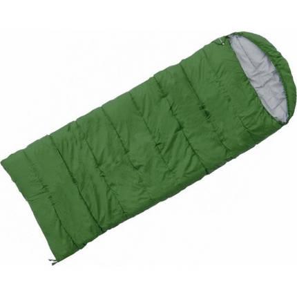 Спальник Terra Incognita Asleep 200 (L) зелёный 4823081502111 + Бесплатная доставка по Украине, фото 2
