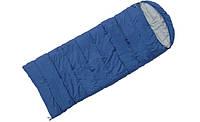 Спальник Terra Incognita Asleep Wide 400 (L) тёмно-синий