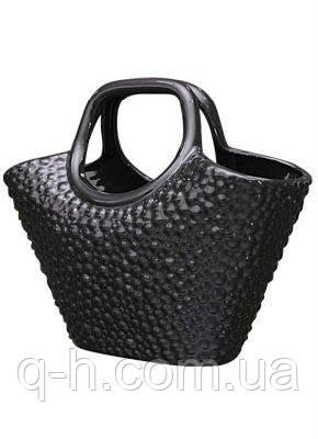 Декор сумочка из керамики Этна 31*14*25 см (0606)