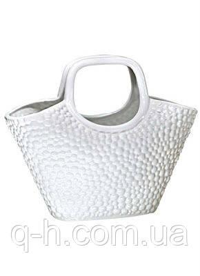 Декор сумочка из керамики Этна 31*14*25 см (0606), фото 2