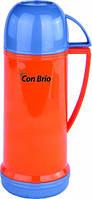 Термос Con Brio CB350 0,45 л, оранжевый